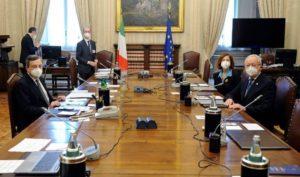 Mario Draghi incontra Confapi 4