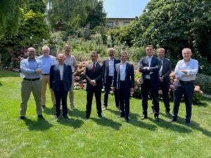 A Bergamo riuniti i vertici di Confapi Lombardia 3